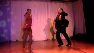 Julissa Cruz & Andy Cruz - TSR Black & Red Party 2010
