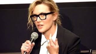 Kate Winslet ('Wonder Wheel') had Woody Allen act out a scene to show her how it's done
