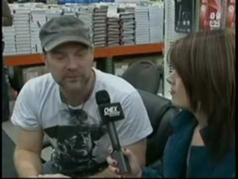 Les Stroud - Interview Will to Live