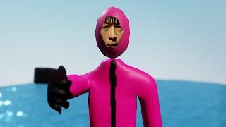 Squid Game deleted scene