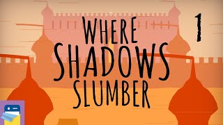 Where Shadows Slumber: iOS Gameplay Part 1 (by Game Revenant)