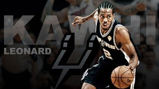 Kawhi Leonard - Medicated - Mix #5