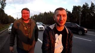Андрей Филин /Движение/ на интервью с колхозником.