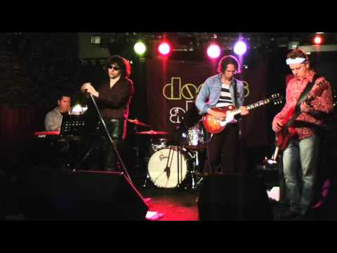 """Wild Child"" performed live by Doors Alive - Australian ..."