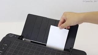 Loading paper (TS300 series)