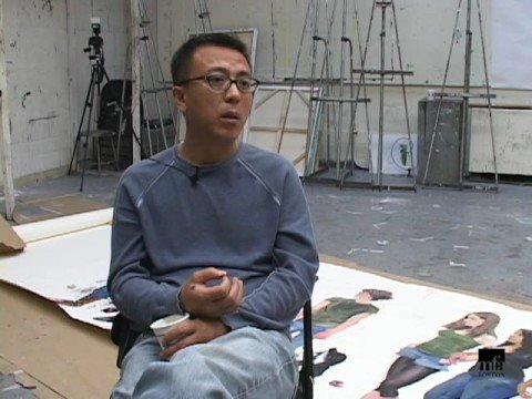 Artists at the MFA: Liu Xiaodong (CHINESE VERSION)