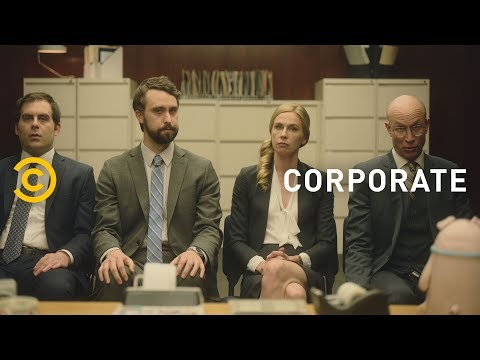 A Business Meeting Turns Really Dark Really Fast (feat. Kyra Sedgwick) - Corporate