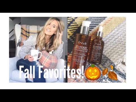 Fall Favorites  Beauty Products that Im Obsessed with