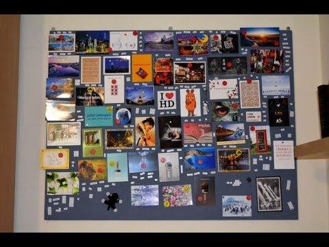 DIY Magnet Board | Magnettafel