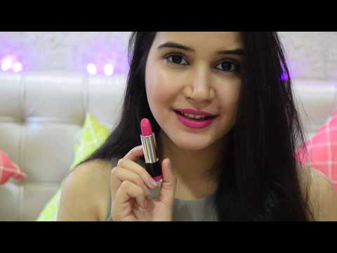 VIPERA ELITE MATTE LIPSTICKS | REVIEW & SWATCHES | SHIVSHAKTI SACHDEV
