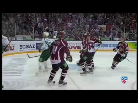 Лучшие голы регулярного сезона 2013-14  КХЛ / KHL Top 10 Goals Of 2013-14 Season