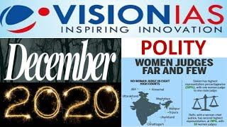 Vision Ias December 2020-Polity & Constitution Current Affairs:UPSC/STATE_PSC/SSC screenshot 4