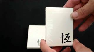 Unboxing - Oriental Decks From Magicinventors