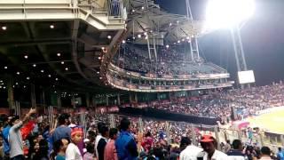 Live match at MCA stadium ,pune ,india