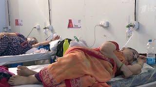 В Индии снова максимальный прирост заболевших COVID 19