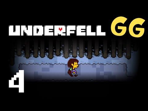 UNDERFELL: Episode 4 - Desolate Snowdin