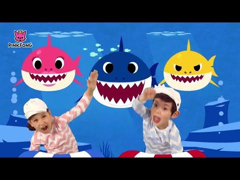 LAGU ANAK KECIL (LAGU  ANAK-ANAK) (BABY SHARK) | (KIDS SONG) (2019)