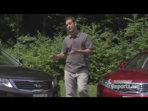 Kia Optima Road Test | Consumer Reports