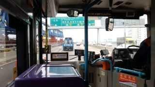 (又再係東廊)新巴8P綫(1183)--銅鑼灣興發街至柴灣張