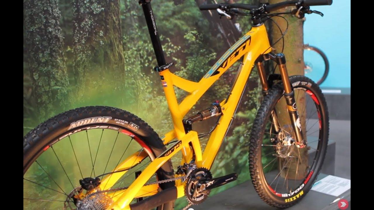 Yeti SB75 -- Best New Mountain Bikes 2014