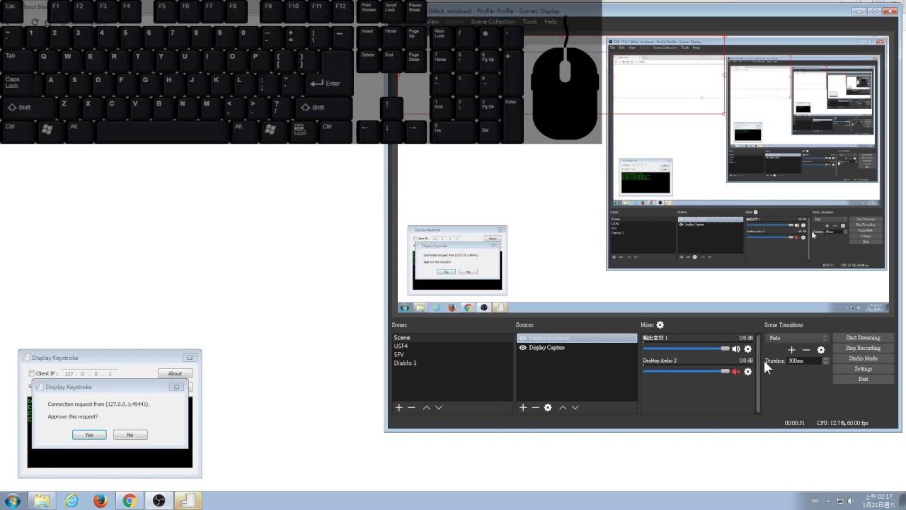 Free - Display Keystroke | OBS Forums