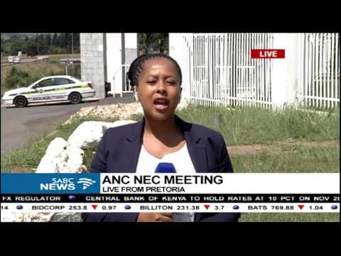 Latest on the ANC NEC meeting: Mbali Sibanyoni