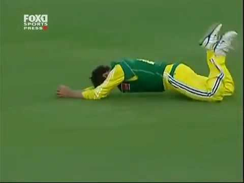 @438   Thrilling Finish To The Best Chase Ever   SA Vs Aus 2006 World Record OD