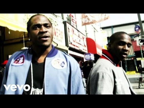 Clipse - Popular Demand (Popeyes) (featuring Cam'ron)