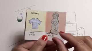 SkyMall Stop Motion Animation