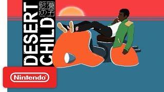 Desert Child Announcement Trailer - Nintendo Switch