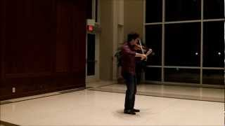 Tullochgorum/Paresis/Green Mountain - Taylor Morris, fiddle