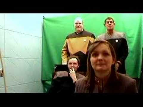 Star Trek: Intrepid, Outtakes April 2006