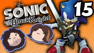 Sonic and the Black Knight: Water Skating - PART 15 - Game Grumps