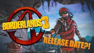 Borderlands 3 RELEASE DATE RUMOUR Not Being Called Borderlands Anymore - Gaming News