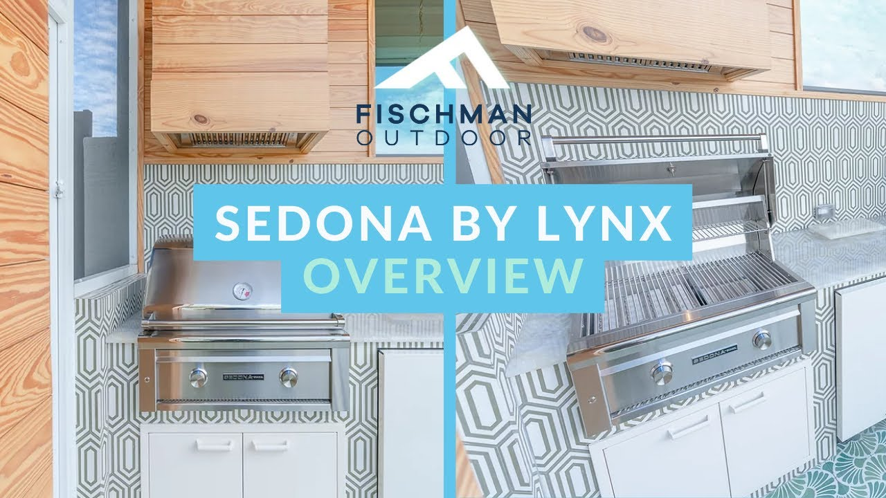 Sedona by Lynx Grill Review
