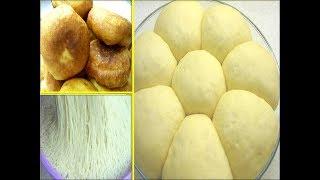 ЧУДО-ТЕСТО//рецепт теста без яиц и без молока//yeast dough rezept  👍