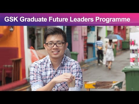 Join the GSK Graduate Future Leaders Programme