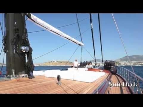 Yacht Charter; 114' PRINCESS KARIA IV