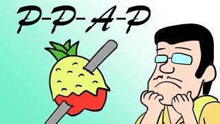 Pen-Pineapple-Apple-Pen (PPAP)ペンパイナッポーアッポーペン