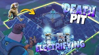 THE DEATH PIT & BIG Project VOTE! | Fortnite Save The World