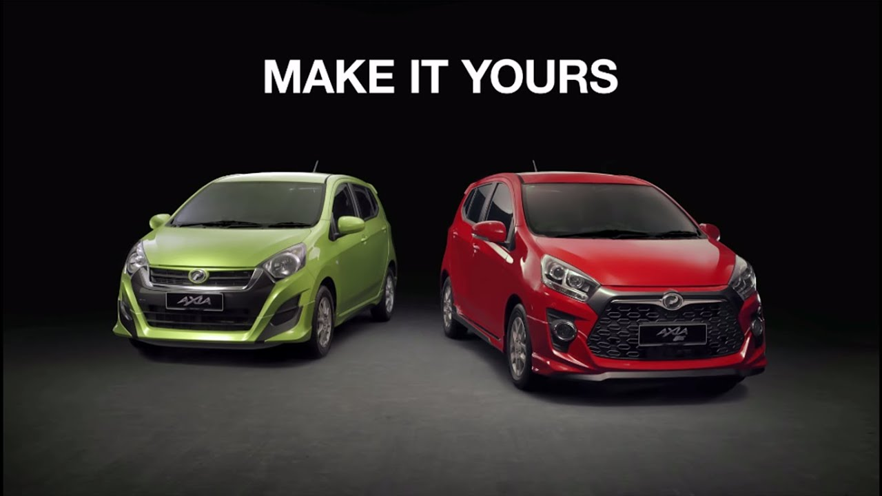 GearUp: Perodua Originals (GearUp for Axia) - YouTube