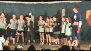 SUPER FESTIVAL. CAMPEONES 2012 MANADA LOBATOS WAWBEK. GRUPO SCOUT 284.CANTABRIA.avi