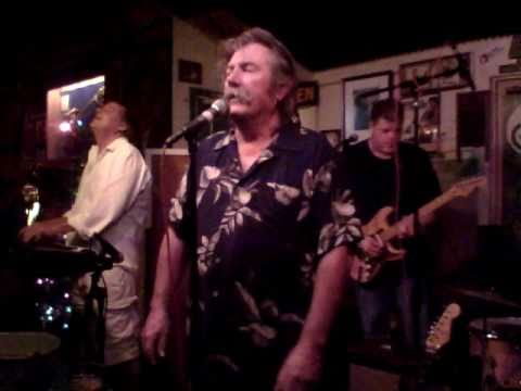 Bill Blue LIVE at The Green Parrot 2011