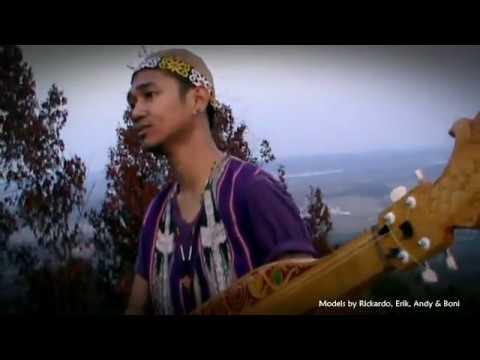 Lagu Dayak Benuaq - Erik Extrada - Umaq Tautn (Berladang) Official Music Video