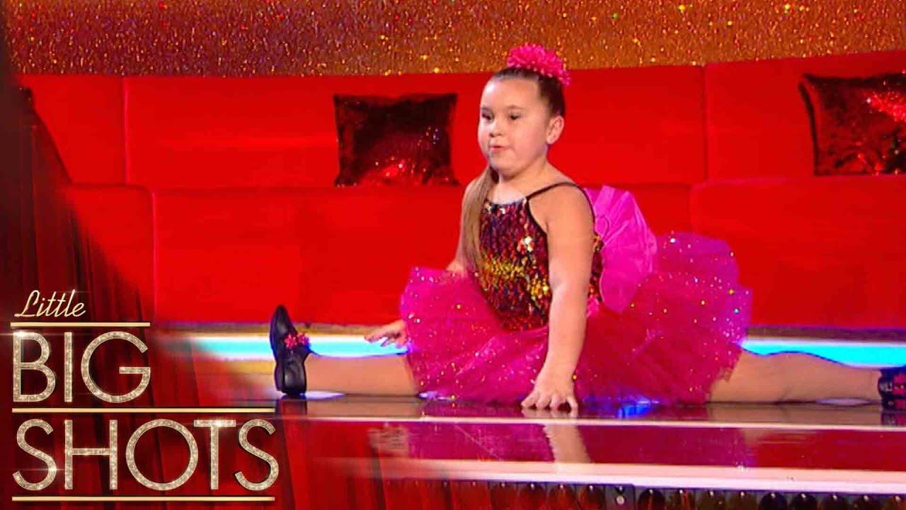 f74e14507 Super Sassy Johanna shows her incredible moves