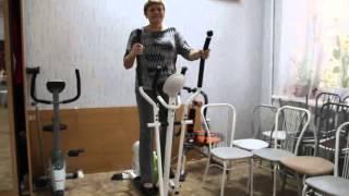 в биробиджанском обществе инвалидов появились тренажеры(, 2015-09-21T01:46:36.000Z)