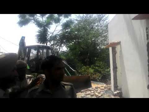 Rajokri phari house