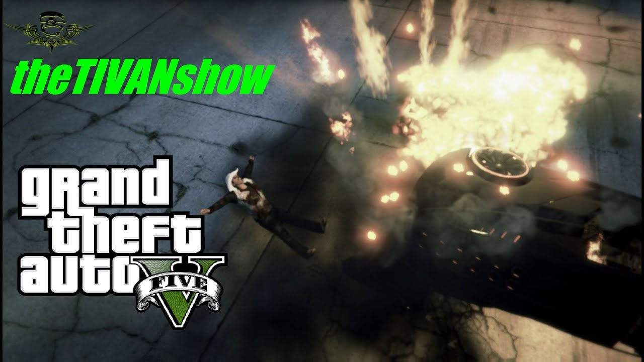 GTA5  - RUN FOR YOUR LIFE - OPEN LOBBIES - PS4 - LIVE on YOUTUBE