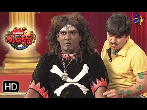 Rocket Raghava Performance | Jabardasth |  23rd November 2017 | ETV  Telugu