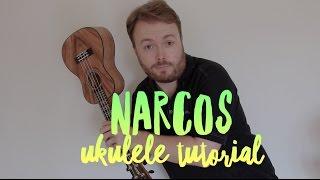 NARCOS THEME - UKULELE TUTORIAL Video